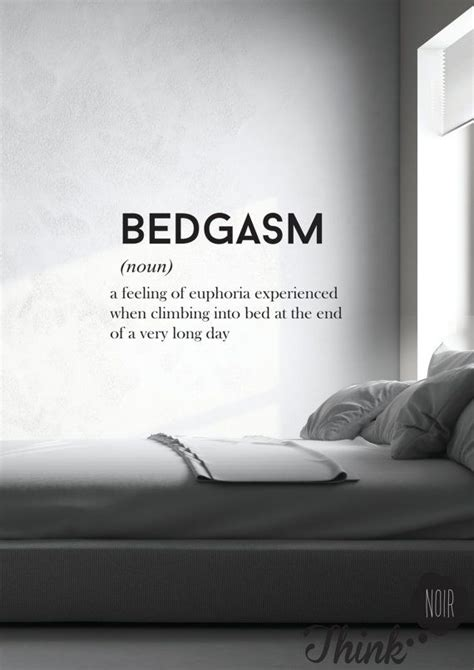 inspirational bedroom quotes quote wall decal bedgasm home wall art by thinknoir
