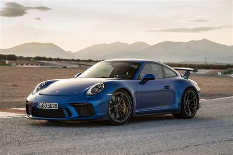 porsche gt3 2018 porsche 911 gt3 first drive review as you like it