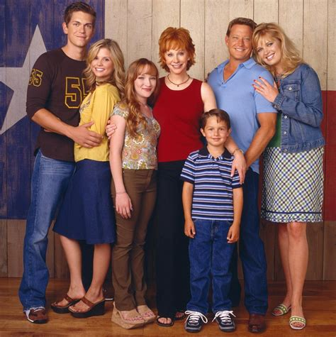 Tv Reba Full Cast | reba where are they now j 14