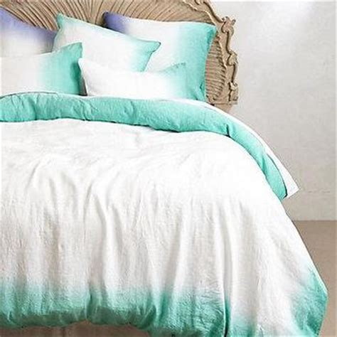 Aqua And White Bedding by Turquoise And White Trellis Bed Linens Neiman