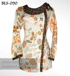 Salem Macam Macam Blouse Kantor Terbaru Fashion Baju Murah Ll baju kerja batik kombinasi polos penelusuran batik tenun models and polos