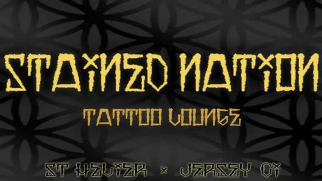 Stained Nation Tattoo Jersey | stained nation tattoo tattoo studio