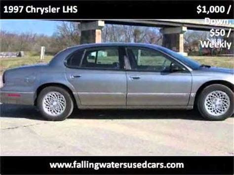free car repair manuals 1995 chrysler lhs electronic throttle control service manual 1997 chrysler lhs esp repair 1997 chrysler lhs problems online manuals and