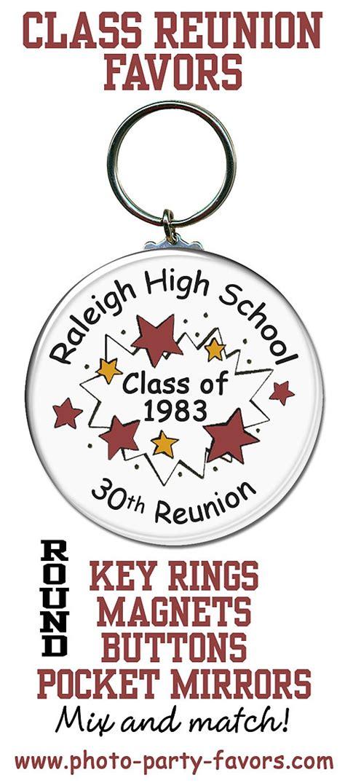 Reunion Giveaways - best 25 class reunion favors ideas on pinterest