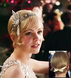 for great gatsby hair hairstyles women medium hair iconic 1920s inspired hairstyles