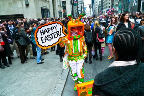 To The Easter Parade In New York by Ideas For Easter 2015 Housetrip Housetrip