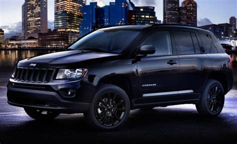 Jeep Compass Black Rims Altitude Name Chosen For Special Edition 2012 Jeep Grand