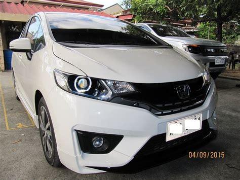 Lu Projector Honda Jazz Gd3 retrofit no gk mais conhecido como projetor fit fans forum