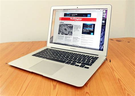 Macbook Air Early apple s 13 incher will still cost you a bomb macbook air 2015 the register