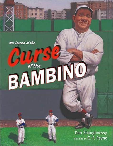 Novel Bambina the legend of the curse of the bambino