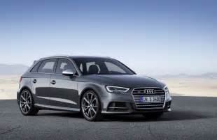 Audi A3 Pics Audi A3 Updated With More Style New Tech For 2017 Driving