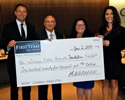 First Team Real Estate Founder Gives Major Gift To Irvine