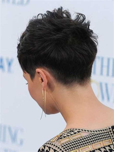 back of pixie hairstyle photos cool back view undercut pixie haircut hairstyle ideas 46