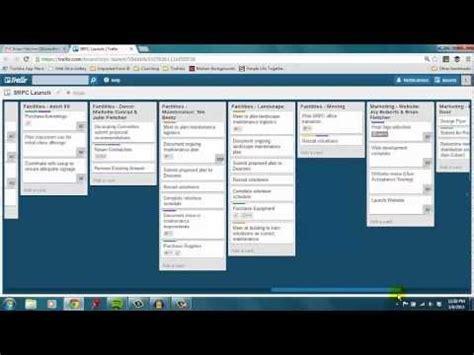 video tutorial trello trello tutorial final youtube