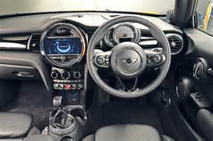 Mini Cooper White Interior New Mini Cooper 2014 Revealed Pictures Auto Express