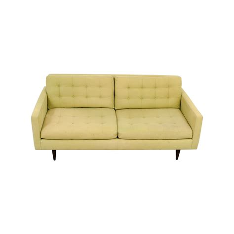 green tufted sofa used tufted sofa novogratz vintage tufted sofa sleeper ii