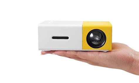 Murah Yg300 Mini Led Projector Portable mini portable led projector groupon goods