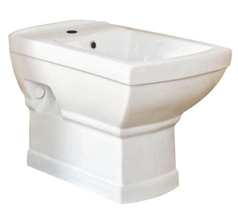 Toilettenschüssel Mit Bidet by Nostalgie Retro Wc Stand Toilette Mit Keramik Sp 252 Lkasten