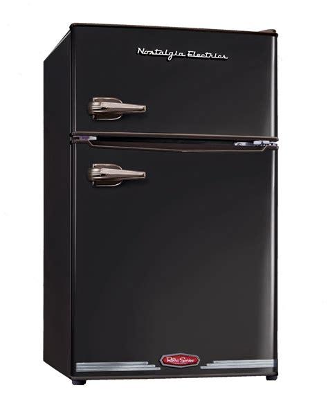 small fridge freezer black chest freezer