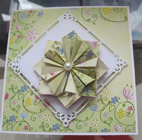 Tea Bag Paper Folding - tea bag folding paper cards paper