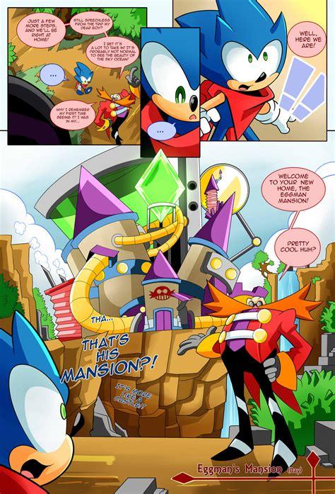 sonic fan made fanmade sonic skyline page 08 by tale3211 on deviantart