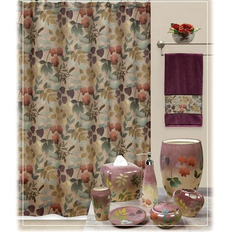 Shower Curtains With Matching Accessories by Moonlight Shower Curtain Bath Accessories By Creative