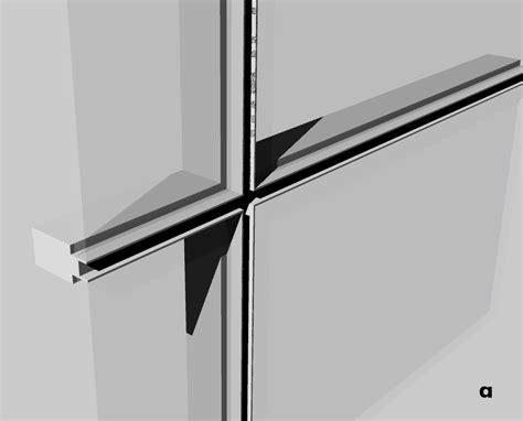 custom curtain wall revit revitcity com continuous vertical and horizontal custom
