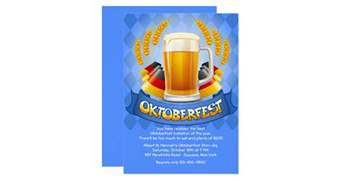 oktoberfest colors german colors oktoberfest invitation zazzle