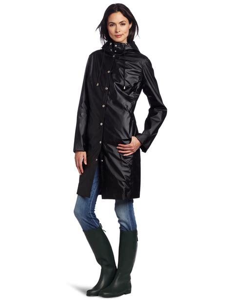 Womens Original Raincoat ilse jacobsen s rubber coated fit sleeve