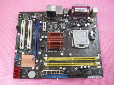 Mainboard Motherboard G31 Ddr2 All Merk asus p5kpl am ddr2 intel g31 express socket lga775 motherboard 610839171088 ebay