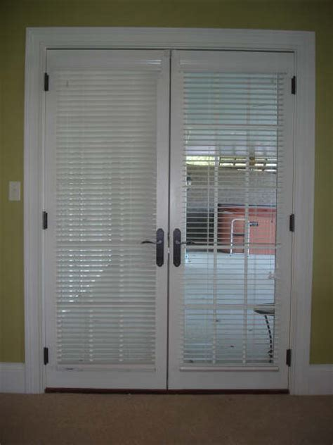 Blinds For French Doors For The Best Possible Experience Blinds For Interior Doors