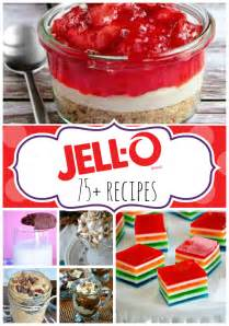 75 jell o and pudding desserts something swanky