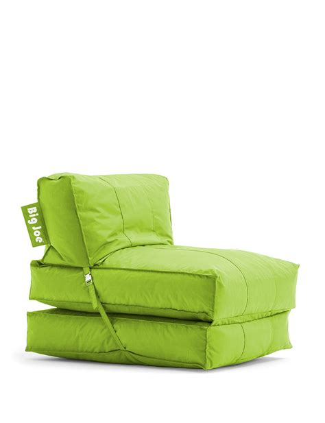 comfort research big joe comfort research big joe flip green lounger stage stores