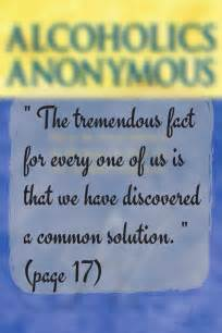 rehab a study books 17 best alcoholics anonymous quotes on