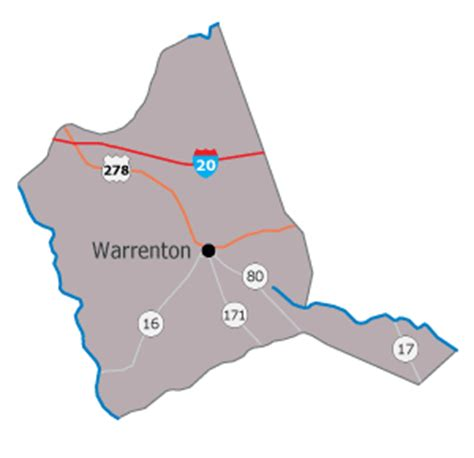 warren county dfcs office division of family and