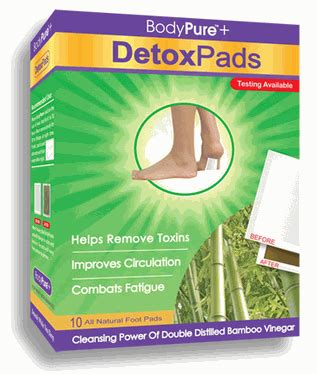 Compass Assessment Foot Detox by Detox Pads 10 Natrual Foot Pads Free Testing