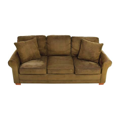 Shop Sectional Sofas Buchannan Microfiber Sofa Brown Best Sofa Decoration