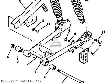 yamaha dt 100 enduro wiring diagram wiring diagram and