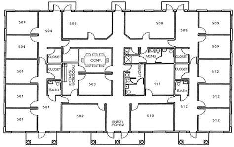 floor plan of office building foundation dezin decor office floor plans