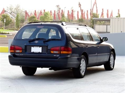 Owner Of Row Records 1993 Toyota Camry Le 4d Wagon 1 Owner 119 000 Low 3rd Row Records
