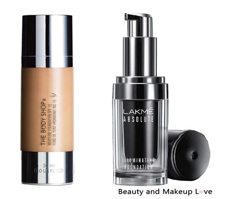 Best Foundation by Best Drugstore Foundations For Skin In India The Best