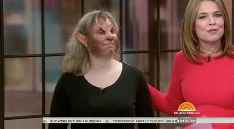 salon makeover turns man into woman woman gets makeover after being turned into a werewolf