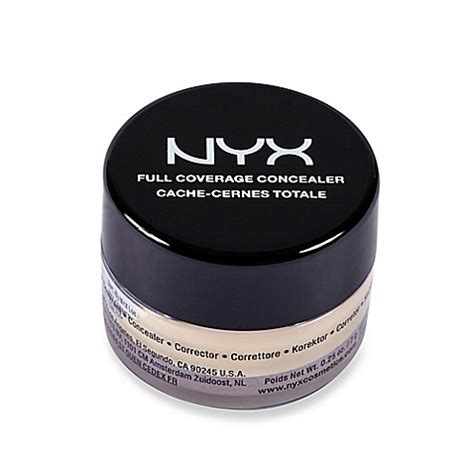 Nyx Above And Beyond Concealer buy nyx above beyond 25 oz coverage concealer in