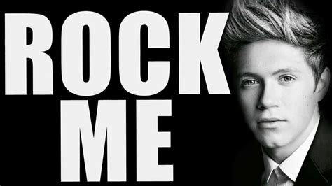 The Me Me Me S - rock me one direction lyric video youtube