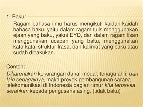 Bahasa Indonesia Penulisan Dan Penyajian Karya Ilmiah Sri Hapsari W penulisan karya ilmiah bahasa kti