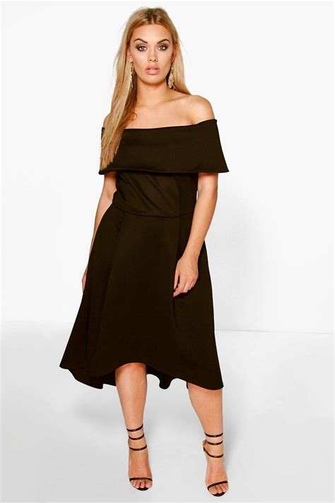 Layer Dress 1 boohoo womens plus elizabeth layer midi dress ebay