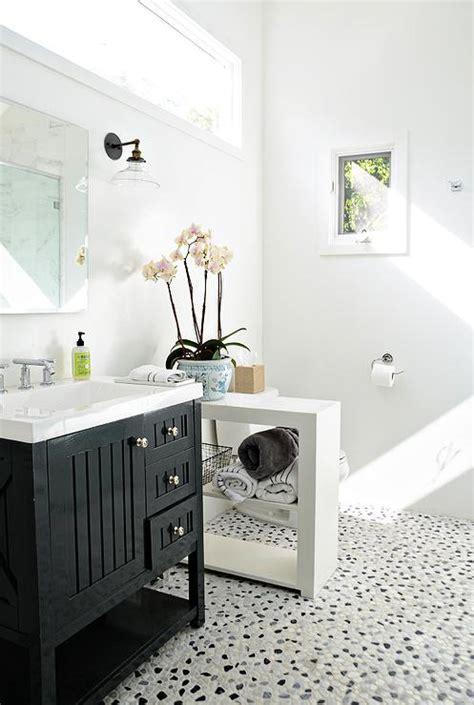 seal harbor 30 in vanity transitional bathroom