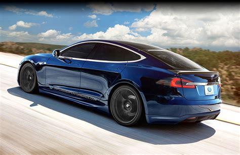 Tesla Model S Pictures Unplugged Performance Tastefully Makes Your Tesla Model S