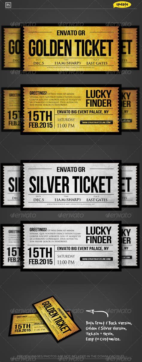 golden ticket invitation template golden silver ticket corporate invitation ii corporate