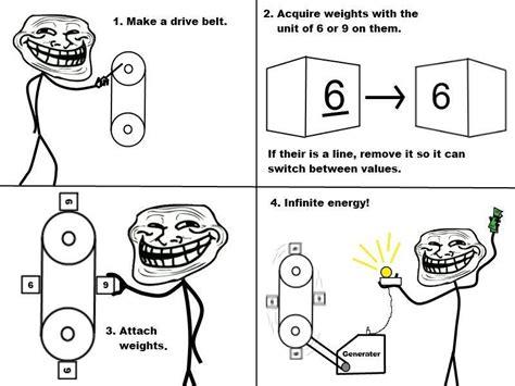 Trollface Meme Generator - image 75012 troll science troll physics know